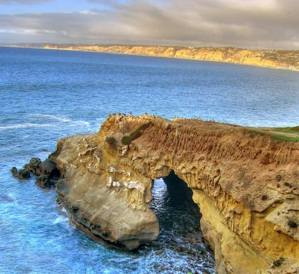 View from Hotel | La Jolla Cove Suites