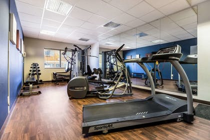 Fitness Facility | Comfort Suites Sioux Falls