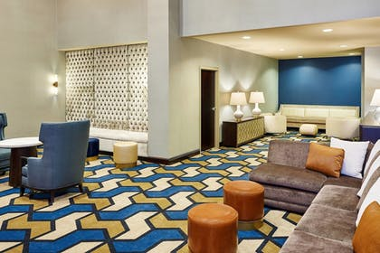 Lobby | Sheraton Fort Worth Downtown Hotel
