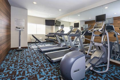 Sports Facility | Fairfield Inn & Suites Holland