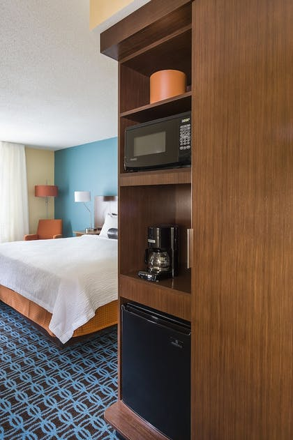 In-Room Amenity | Fairfield Inn & Suites Holland