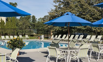 Outdoor Pool | Cranwell Spa and Golf Resort