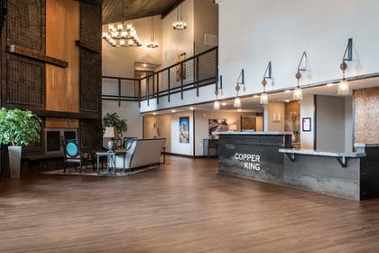 Lobby | Copper King Convention Center, Ascend Hotel Collection
