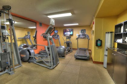 Fitness Facility | The Ramsey