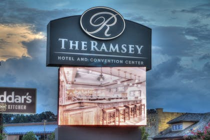 Hotel Entrance | The Ramsey