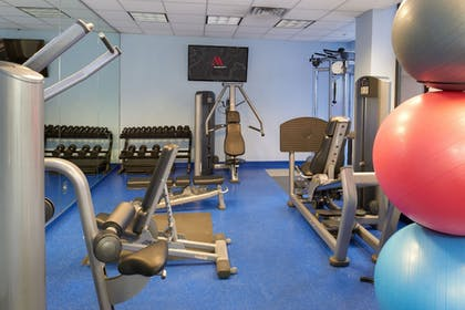 Fitness Facility | Chicago Marriott Suites O'Hare