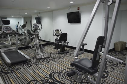 Fitness Facility | Best Western Webster Hotel, Nasa
