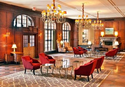 Interior Entrance | The Hotel Roanoke & Conference Center, Curio Collection by Hilton