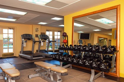 Fitness Facility | The Hotel Roanoke & Conference Center, Curio Collection by Hilton