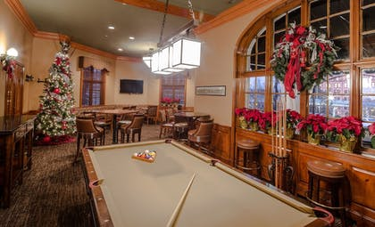 Billiards | The Hotel Roanoke & Conference Center, Curio Collection by Hilton