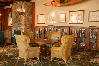 Library   Mission Point Resort