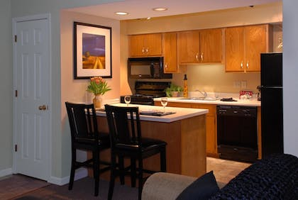 In-Room Amenity | Cloverleaf Suites Lincoln Nebraska