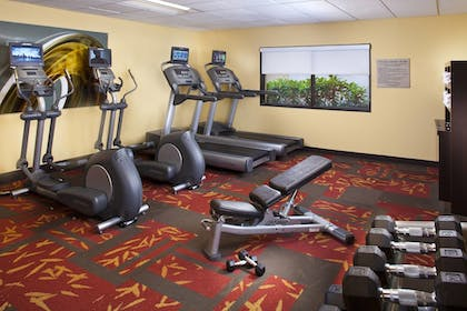 Sports Facility | Courtyard by Marriott Memphis East/Park Avenue