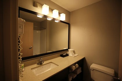 Bathroom | Best Western Pearl City Inn