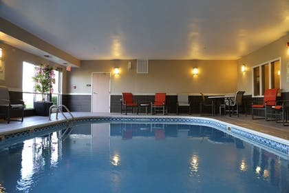 Indoor Pool | Best Western Pearl City Inn