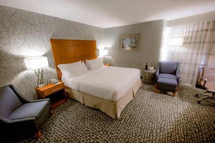 Guestroom | Holiday Inn Raleigh Downtown - Capital