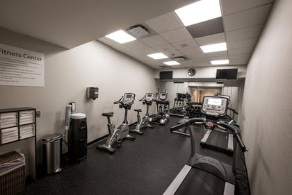 Fitness Facility | Holiday Inn Raleigh Downtown - Capital