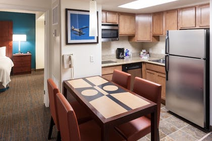 In-Room Kitchen | Residence Inn by Marriott Seattle Downtown/Lake Union
