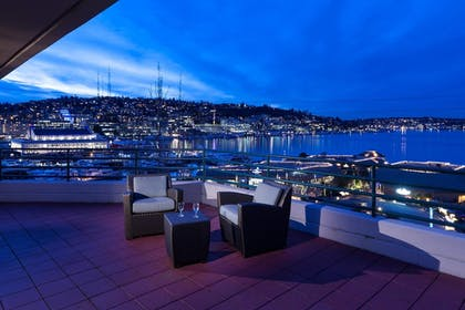 Guestroom View | Residence Inn by Marriott Seattle Downtown/Lake Union