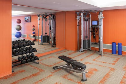 Sports Facility | Residence Inn by Marriott Seattle Downtown/Lake Union