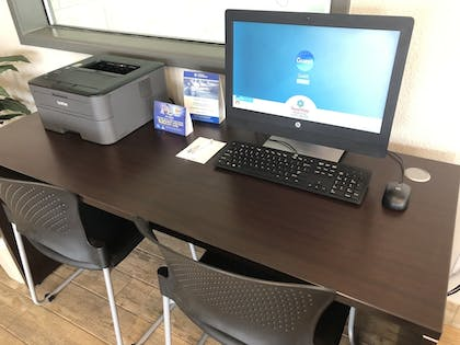 Business Center | SureStay Plus Hotel by Best Western Moses Lake