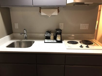 In-Room Kitchenette | SureStay Plus Hotel by Best Western Moses Lake