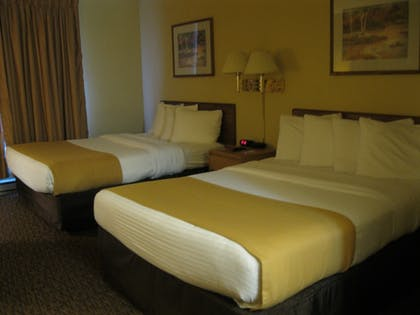 Guestroom | Econo Lodge Near Miller Hill Mall
