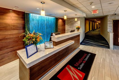 Reception | Maplewood Suites Extended Stay- Syracuse/Airport