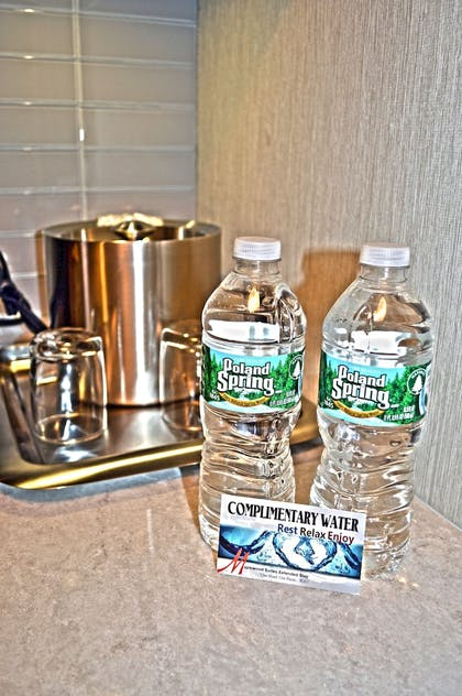 In-Room Amenity | Maplewood Suites Extended Stay- Syracuse/Airport