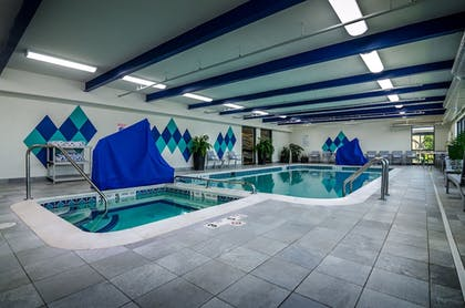 Indoor Pool | Maplewood Suites Extended Stay- Syracuse/Airport