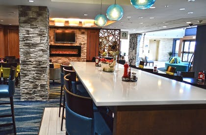 Breakfast Area | Maplewood Suites Extended Stay- Syracuse/Airport
