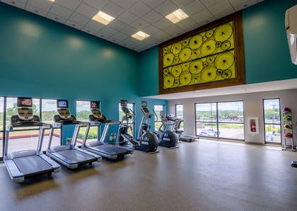 Gym | Maplewood Suites Extended Stay- Syracuse/Airport