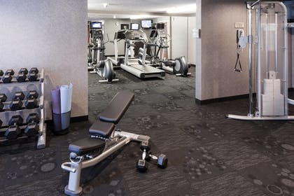 Fitness Facility | SpringHill Suites by Marriott Boise ParkCenter