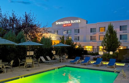 Outdoor Pool | SpringHill Suites by Marriott Boise ParkCenter