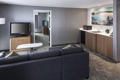 In-Room Kitchenette | SpringHill Suites by Marriott Boise ParkCenter