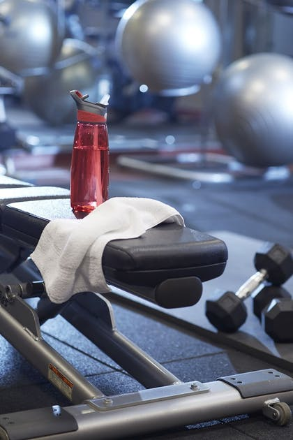 Fitness Facility | DoubleTree Suites by Hilton Cincinnati - Blue Ash