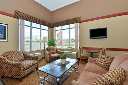 Lobby | Americas Best Value Inn Kalispell