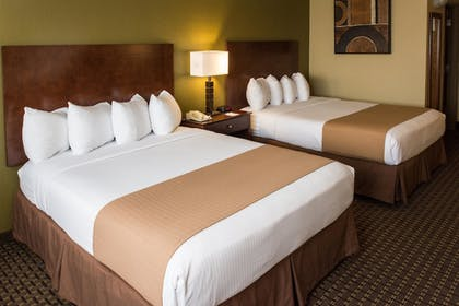 Guestroom | Best Western Executive Inn