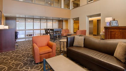 Lobby | Best Western Executive Inn