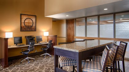 Business Center | Best Western Executive Inn