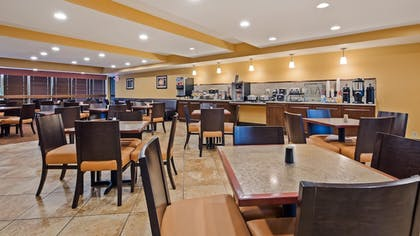 Restaurant | Best Western Executive Inn