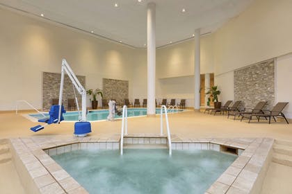 Pool   Doubletree by Hilton Somerset Hotel and Conference Center