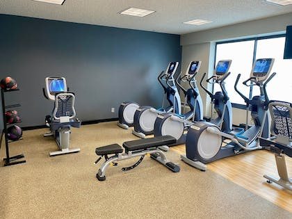 Fitness Facility   Doubletree by Hilton Somerset Hotel and Conference Center