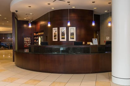 Lobby | Courtyard by Marriott Columbia Downtown at USC