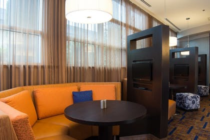 Lobby Lounge | Courtyard by Marriott Columbia Downtown at USC