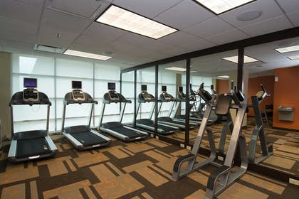 Sports Facility | Courtyard by Marriott Columbia Downtown at USC