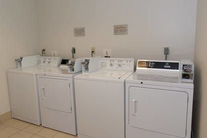 Laundry Room | Courtyard by Marriott Columbia Downtown at USC