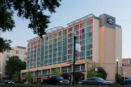 Exterior | Courtyard by Marriott Columbia Downtown at USC