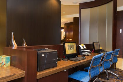Business Center | Courtyard by Marriott Columbia Downtown at USC