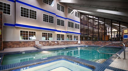 Indoor Pool | Best Western Plus Longbranch Hotel & Convention Center